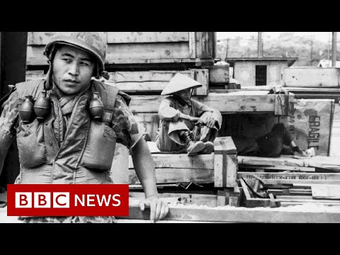 Ghosts of the Vietnam War - BBC News