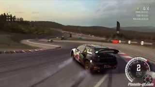 Dirt Rally : Rallycross - DS3 R - Hell - Norway
