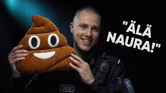 Helsingin poliisi astuu kakkaan | Poliisit