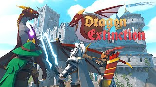 Primer contacto en Dragon Extinction Gameplay Español 😜