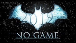 WB Games (Rocksteady & WB Montreal) – Silence in 2019