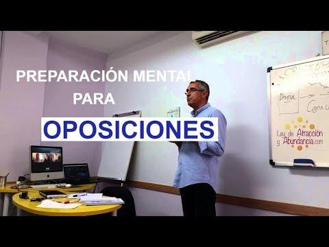 Preparación MENTAL Para Aprobar Oposiciones (Y Vivir Bien)