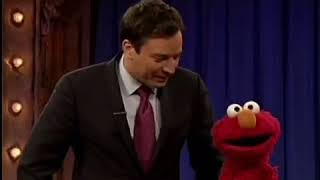 The Tonight Show Starring Jimmy Fallon - Elmo gets pissed off! (2011 Version)