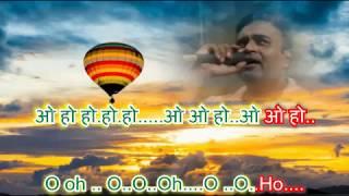 Dil dhoondhta hai phir wohi karaoke by Rajesh Gupta