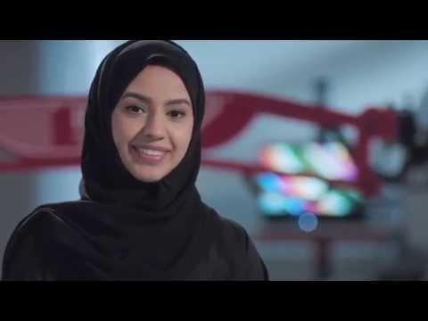 Masdar Institute Graduate 2016 – Yusra Abdulrahman- Abu Dhabi TV and Emarat Filler
