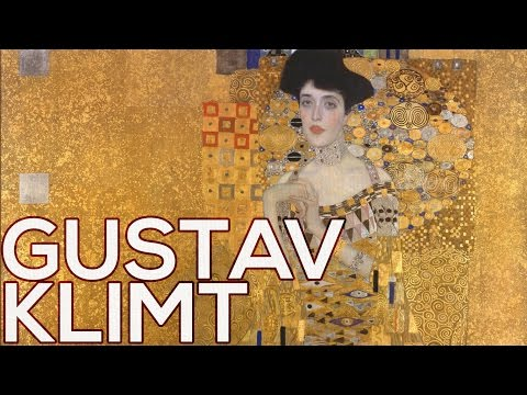 Gustav Klimt: A Collection Of 112 Paintings (HD)