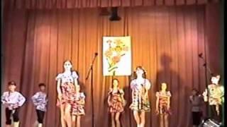 Николаевка Донецкая обл. Концерт 23 февраля 2011