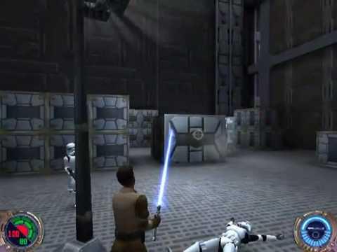 Star Wars Jedi Knight II Jedi Outcast - Part 36 Cairn dock 1 |