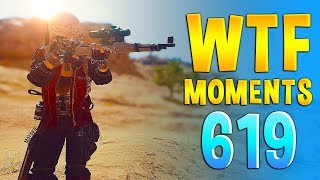 PUBG WTF Funny Daily Moments Highlights Ep 619