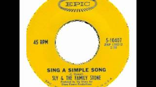 03 Sing a Simple Song (For Sly Stone)
