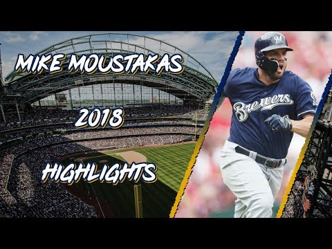 Mike Moustakas 2018 Highlights