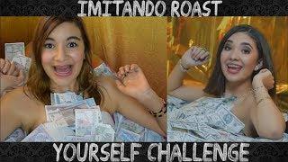IMITANDO ROAST YOURSELF CHALLENGE {Amara Que Linda, La Divaza, Kimberly Loaiza, Yosstop y Más}