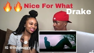 Drake - Nice For What (Reaction)