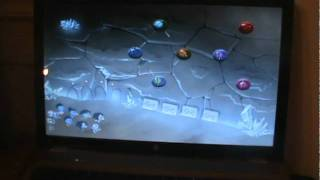 Zoombinis: Mountain Rescue - Wall of Scarabs
