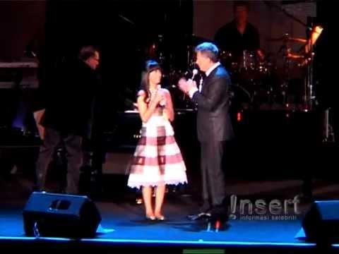 David Foster Feat. Putri Ayu IMB -Time To Say Goodbye (Conte Partiro)