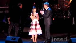 David Foster feat. Putri Ayu IMB -Time To Say Goodbye (Conte Partiro)