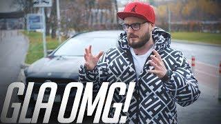 Тест-драйв Mercedes-AMG GLA 45 2017
