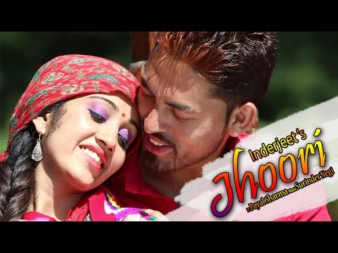 Latest Himachali Song 2016 | Jhoori | Official Video | Inder Jeet | iSur Studios