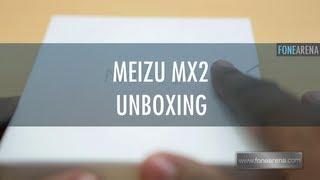 Meizu MX2 Unboxing
