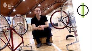 Kétkeréken varázsolja el a világot a Bokodi kerékpáros