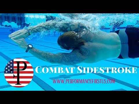 Combat Sidestroke