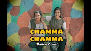 CHAMMA CHAMMA | DANCE COVER | Easy Dance Choreography