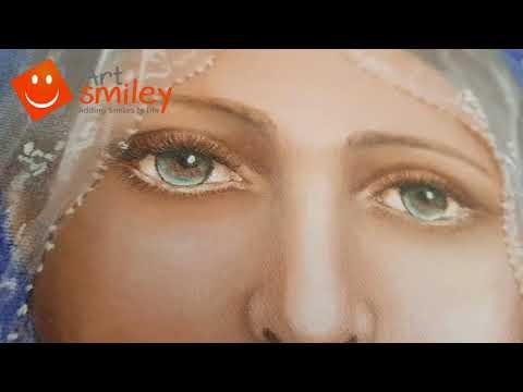 Hye Young Yoon - Art Smiley Artist - World Art Dubai 2018 | Artsmiley.com