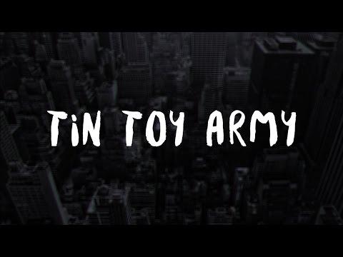 Tin Toy Army - Pleasure Principle