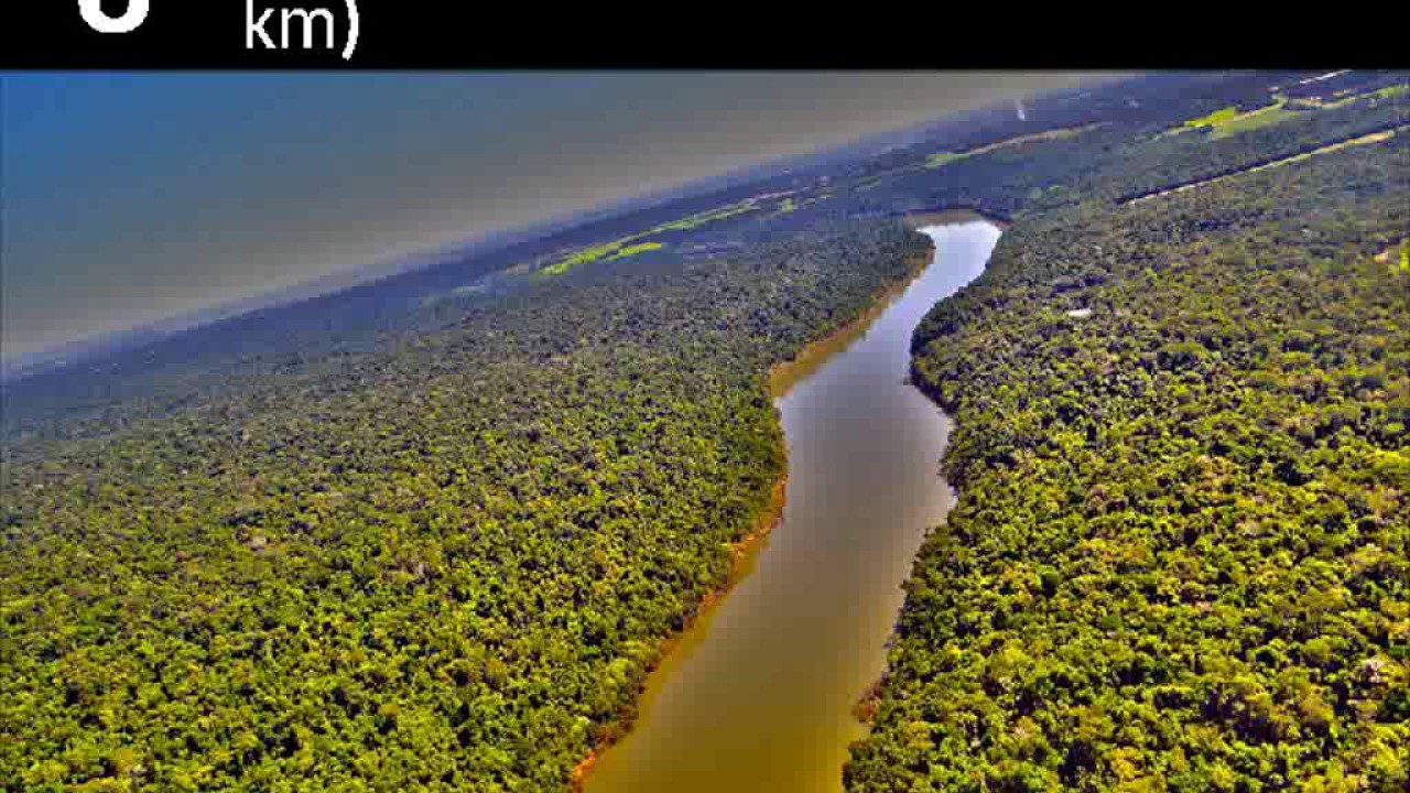 Major River Systems Of The World YouTube - Major river systems of the world