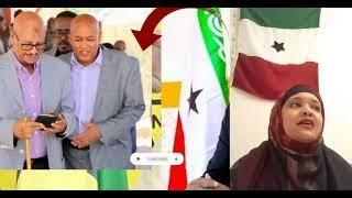 Al Xaqiiqa Tv - Saado Cali Oo Ka Hadashay Hadalkii Faysal Cali Waraabe Ee Beesha Garxajis