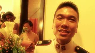 Singapore Wedding Videography & Cinematography: Andy + Cathy // C'est Si Bon! (It's So Good!)