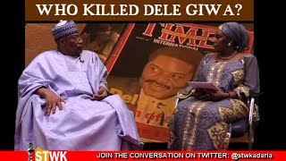 We let justice take its course on Dele Giwa - Ibrahim Babangida on Straight Talk with Kadaria 44e