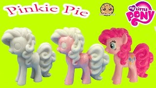 DIY Painting My Little Pony Pinkie Pie Statue Paint Craft Do...