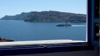 The best views in Santorini, Oia are at Esperas Santorini hotel