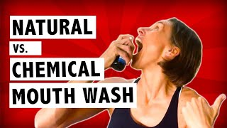 Natural vs. Chemical Mouth Wash - #UmoyoLife 010