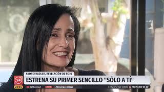 """""""Sólo a ti"""": Revelación de Rojo Andrei Hadler estrena su primer sencillo"""