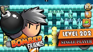 Bomber Friends - Single Player Level 202 screenshot 4
