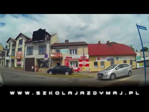 Jazda po mieście Oświęcim - odc.2