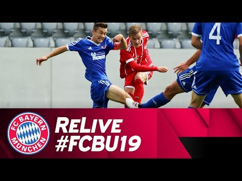 LIVE 🔴 | FC Bayern - SpVgg Unterhaching | U19 Bundesliga