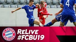RE-LIVE   FC Bayern - SpVgg Unterhaching   U19 Bundesliga