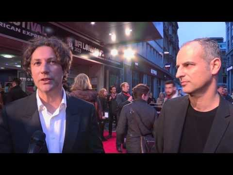 Under the Skin - UK Premiere - Interviews Jonathan Glazer & James Wilson
