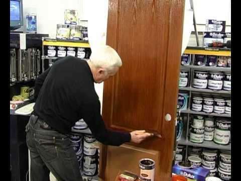 Лак деревянные двери