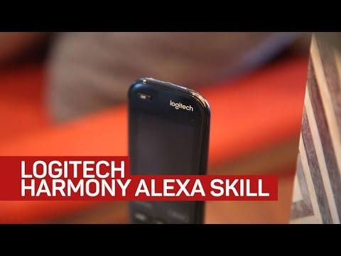 Alexa and Logitech Harmony: Couch potato paradise?