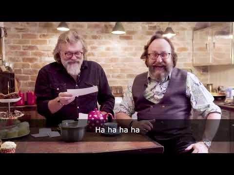 Hairy Bikers Tell Each Other Cake Jokes For Cake Break | MS Society UK
