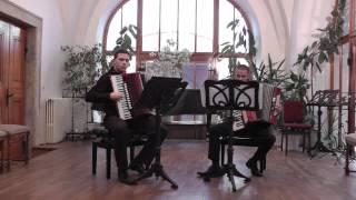Koncert pro dva akordeony - Kurt Meier