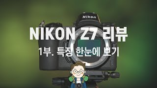 📷 Nikon Z7 review 1 part - 3 weeks Learn about reviews and appearance features by Mamira