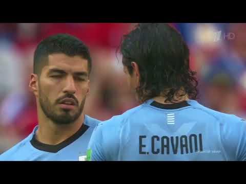 Прямой эфир: Россия — Уругвай. Чемпионат мира по футболу FIFA 2018 в России