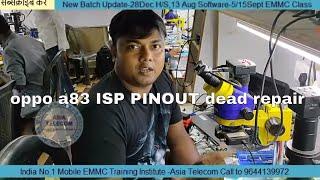 Download oppo a83 ISP PINOUT dead repair & Coolsend ,MI Dead