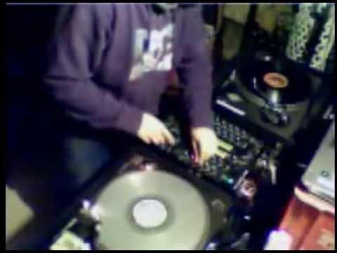 Funkyo (FTS) Tribe - Mental -Hardtek DJ Set live on Vinylfreechannel 10-12-2012