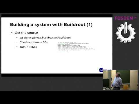 Buildroot for RISC-V Using Buildroot to create embedded Linux systems for  64-bit RISC-V